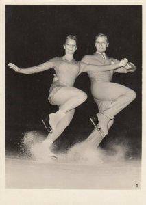 RP: Figure Skating , 1950-60s ; #9