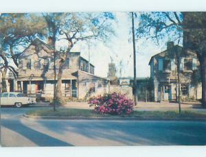 Unused Pre-1980 PIRATES HOUSE Savannah Georgia GA c9756