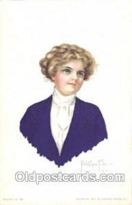 Pearl Eugenia Fidler,  Artist Signed Postcard Postcards Poster No. 53 Pearl E...