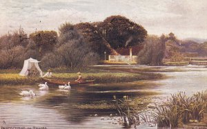 PANGBOURNE on the Thames , UK , 00-10s ; TUCK 7121