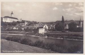 RP: Gundelsheim , district of Heilbronn , Baden-Württemberg , Germany , 00-1...