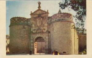 Spain Toledo Puerta de Visagra