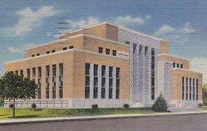TUCUMCARI , New Mexico , PU-1949 ; Courthouse