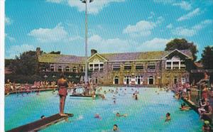 West Virginia Wheeling Swimming Pool At Crispin Center In Ogleby Park