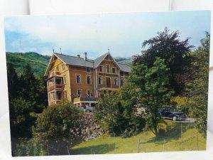 Vintage Postcard Breifonn Hotel Horda Røldal Hardanger - Telemark Rd  Norway