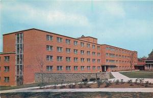 Syracuse University New York~Watson Hall Dormitory For Men~1950s PC