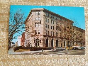 THE METHODIST BUILDING,WASHINGTON DC.VTG UNUSED POSTCARD*P18