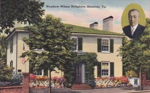 Virginia Staunton Woodrow Wilson Birthplace