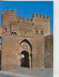 Postal 007715 : Puerta del Sol de Toledo