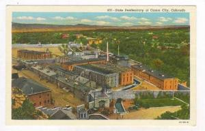 State Prison, Canon City, Colorado, 30-40s