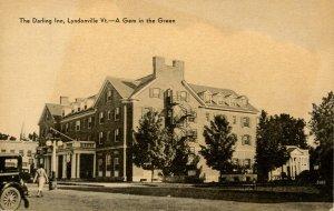 VT - Lyndonville. The Darling Inn