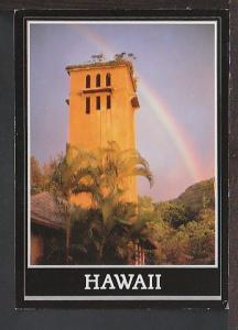 Waimea Mission Oahu HI Postcard BIN