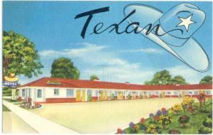 Texan Motel 750 West 7th Eugene Oregon OR, Linen