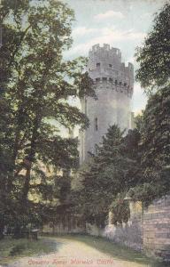 Caesars Tower, Warwick Castle, Warwickshire, England, UK, 1900-1910s