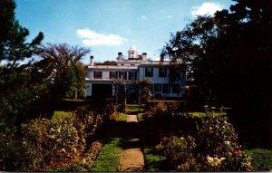 Massachusetts Plymouth Mayflower Descendant's House