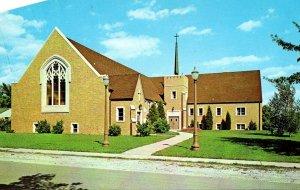 Indiana Hobart Augustana Lutheran Church