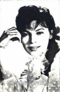 Leslie Caron Unused