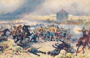 Czech Republic Ceska Historie v Obrazich, Posledni odpor Moravanu na Bile  04.80