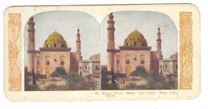 SV: EGYPT , 1890s-1900 ; Mosque Sultan Hasan