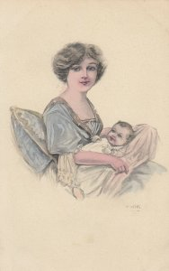 Mother & Baby portrait , 00-10s