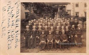 Military Real Photo Post Cards Old Vintage Antique Soldier, Army Men 17th Cla...