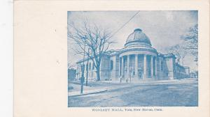 NEW HAVEN, Connecticut, 00-10s; Woolsey Hall, Yale