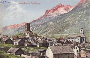 Hospenthal m. Spitzliberg , Switzerland , 00-10s