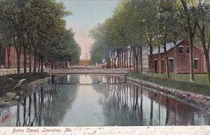 Bates Canal Lewiston Maine
