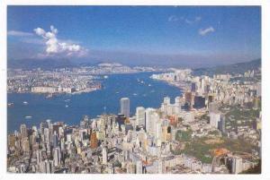 Panorama ,   Hong Kong, China, 50-70s