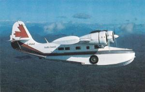 Pacific Coastal Airlines , Ltd. Grumman G-21A Goose Airplane , 50-70s
