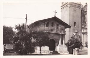 RP; Mission Dolores, San Francisco, California, 1925-1942