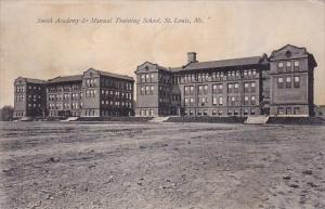 Missouri Saint Louis Smith Academy & Manual Training School 1910