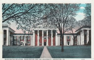 LEXINGTON, Virginia, 1900-10s; Washington Building, Washington & Lee University