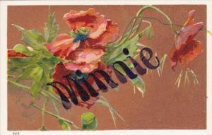 Name Card Minnie