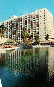 Florida Miami Beach Americana Hotel Of Bal Harbour