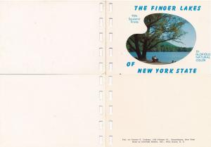 Finger Lakes Region of New York - Booklet of 10 mini photos