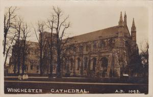 RP; Winchester Cathedral, Hampshire, England, United Kingdom, 10-20s