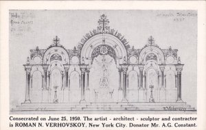 Holy Trinity Church , 1950 New York City