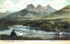 Three Sisters Canmore Canmore British Columbia, Canada Unused