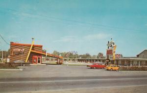 CORNWALL , Ontario , Canada , 50-60s ; Anchor Motel & Steak House