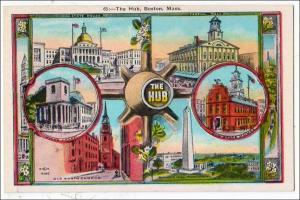 The Hub, Boston MA