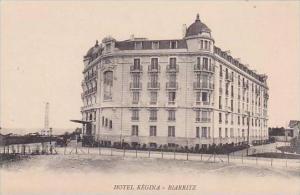 France Biarritz Hotel Regina