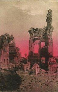 italy, ROMA ROME, Palazzo dei Cesari, Porte della Stadio (1910s) Postcard