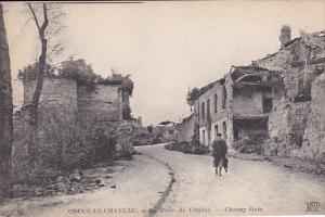 La Porte De Chauny, Chauny Gate, Coucy-Le-Chateau (Aisne), France, 1900-1910s