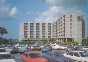 Postal 61024: Sheraton Hotel. Lagos Nigeria