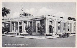 Connecticut Torrington U S Post Office