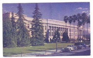 San Bernandino County Courthouse, California, 40-60s