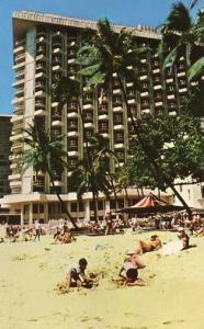 HI - Waikiki Beach, Surfrider Hotel