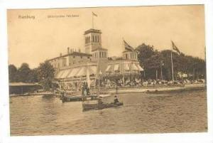 Hamburg, Germany, 00-10s Uhlenhorster Fahrhaus