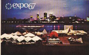 Canada Montreal Expo 67 Canadian Pavilion
